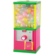 Vending Machine Toys Delectable Capsules Included Coin Toy Vending Machine Vintage Toys Games On
