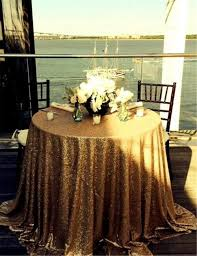 whole luxury 120 inches round table cover gold sequin round tablecloth for weddings navy tablecloth black table cloths from glenae 103 79 dhgate com