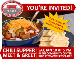 chili supper flyer admin