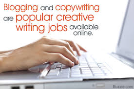 brilliant ideas for creative writing jobs online