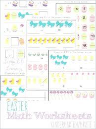 Subtraction Sheets For Kindergarten Kindergarten Math Worksheets ...