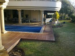 swimming pool decks. Pool Decking Swimming 4Everdeck Inside Wooden Decks Around Pools Plans 19