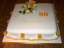 50th Anniversary Cake Designs Wedding Academy Creative 50th