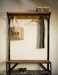 Coat Racks With Benches 100 Organized Hallways With Beautiful Coat Rack Bench Rilane 64