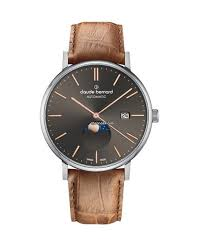 Купить <b>часы Claude Bernard</b> Slim Line Moon Phase за 63 084 ₽ у ...