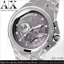 amonduul rakuten global market in armani birthday present in armani birthday present christmas for armani exchange armani exchange watch men ax1039 chronograph gray black