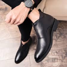 yuzi 2017 new hot man business casual genuine leather shoes comfortable men shoes business shoes kasut lelaki malaysia