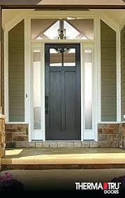 therma tru exterior doors doors reviews front door stunning fiberglass entry door reviews images best exterior