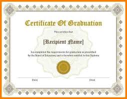 7 Diploma Certificate Sample Dragon Fire Defense