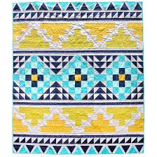 Mayan Patterns Gorgeous Mayan Mosaic Quilt Pattern Download Suzy Quilts