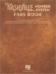 Nashville Number Chart Template The Nashville Number System Fake Book Hal Leonard Corp