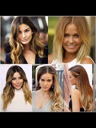 Hair Color All Types Of Balayage
