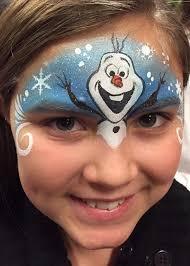 frozen face painting ideas best 25 frozen face paint ideas on cool face elsa