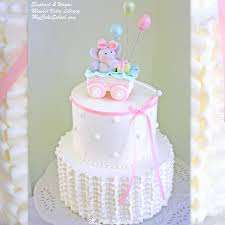 Designer Baby Shower Cakes Roundup Of The Cutest Baby Shower Cakes Tutorials And