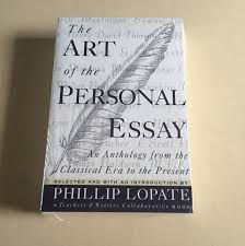 The Art Of The Personal Essay Bnip The Art Of The Personal Essay Books Stationery On
