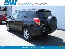 2007 Black Toyota RAV4 Limited 4WD #10229099 Photo #2 | GTCarLot ...