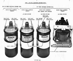 bosch external resistance coil install instructions diagrams  that is using any of the 68 75 opel models coils as indicated in my first post and illustrated by the three rightmost coils shown below