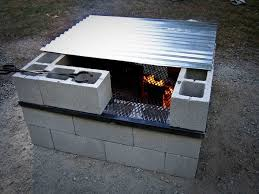 cinder block fire pit diy fire pit ideas for your backyard how to build