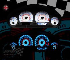 bmw e36 sdo clock interior dash bulb light custom gauge panel dial kit ebay
