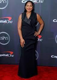 Maya Moore Accepts Arthur Ashe Award ...