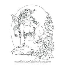 Fantasy Coloring Pages Unicorn With Wings Coloring Pages Fantasy