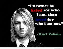 Kurt Cobain Quotes Best Of With Images Quote Genius Quotes