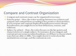 an organizational approach welcome to effective writing cm  6 compare