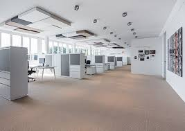 cool open office space cool office. Cool Offices: Carpet Concept In Bielefeld, Germany - Your Learning Organisation By DuoTrainin Open Office Space 2
