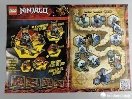 LEGO Ninjago 71717 Journey to the Skull Dungeons [Review] | The Brothers  Brick