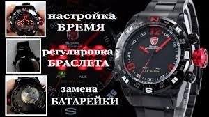 <b>Часы Шарк</b> спорт с AliExpress. Гавно или... Смотри.<b>Shark</b> Sport ...