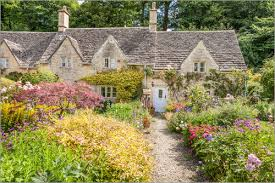 Top 10 Most Peaceful Cottages  Gardens English Cottages And EnglishRomantic Cottage Gardens