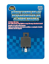 amazon com wolo 400 r heavy duty horn relay (12 volt) automotive 12 Volt 30 Amp Relay Wiring Diagram 12 Volt 30 Amp Relay Wiring Diagram #47 12 volt 30 amp relay wiring diagram