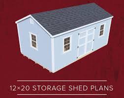 free diy shed plans 12x20 storage shed free plans diy shed s shedplans diyshed