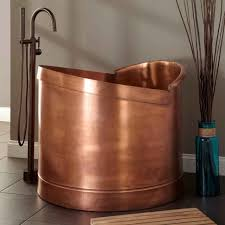 view in gallery mini bathtubs signature freestanding copper jpg