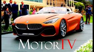 2018 bmw z4 concept. unique 2018 all new 2018 bmw z4 concept roadster l peeble beach preview beauty shots  slideshow in bmw z4 concept 8