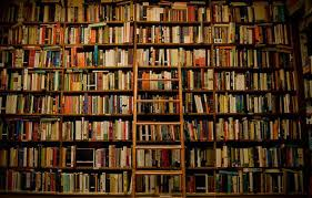 Download Shelves With Books, Bookshelf Editorial Photo - Image: 57075841