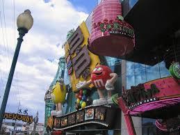 M M Store Las Vegas Strip Mapio Net