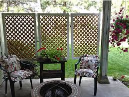 diy privacy screen diy privacy screens for spending peaceful days on the patio