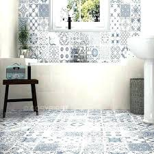 patterned bathroom floor tiles is a porcelain wall and tile that designed to replicate for white
