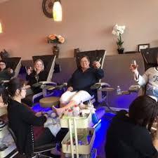 nail salons in lakeway yelp