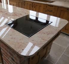 Ivory Brown Granite ivory brown granite kitchen countertop everything stone 2837 by uwakikaiketsu.us