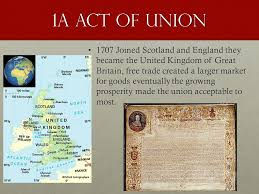 「1707 – The Act of Union」の画像検索結果