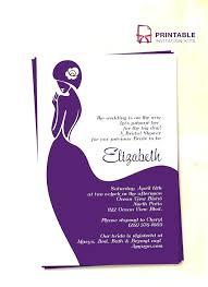 Free Online Bridal Shower Invitations Online Wedding Invitation