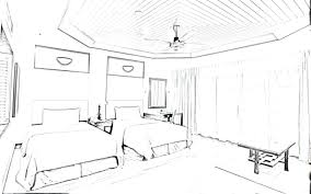 interior design bedroom drawings. Interior Design Sketching Bedroom Sketches For Architecture Pdf . Drawings
