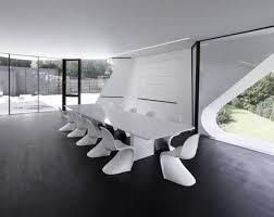 futuristic house interior. futuristic house design in germany interior i