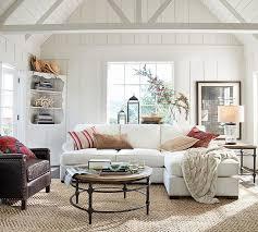 chevron wool jute rug mocha pottery barn chunky wool and jute rug gray ivory