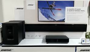 bose 130 soundtouch. bose soundtouch 130 bluetooth theatre soundbar and wireless acoustimass subwoofer