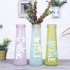 Modern Glass Vases Popular Large Colored Glass Vases Buy Cheap Large Colored Glass