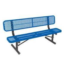 Outdoor School Bench  Ultra Play 940P Outdoor BenchesOutdoor School Benches