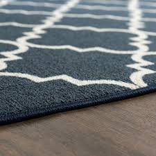 remarkable navy and white area rug charlton home hanley navy blue white area rug reviews wayfair